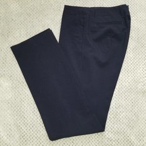 GAP True Straight Pants with Stretch - NAVY